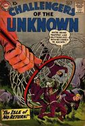 Challengers of the Unknown 7
