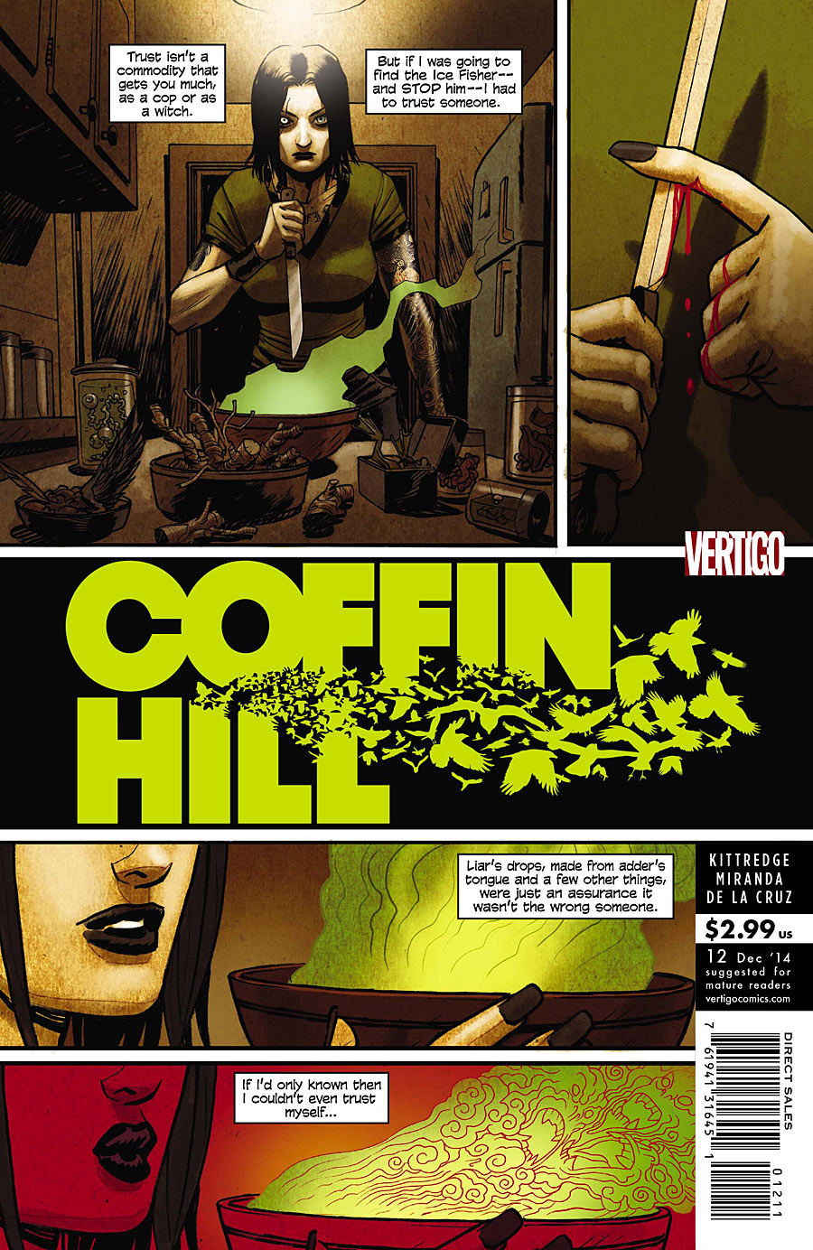 Coffin Hill Vol 1 12