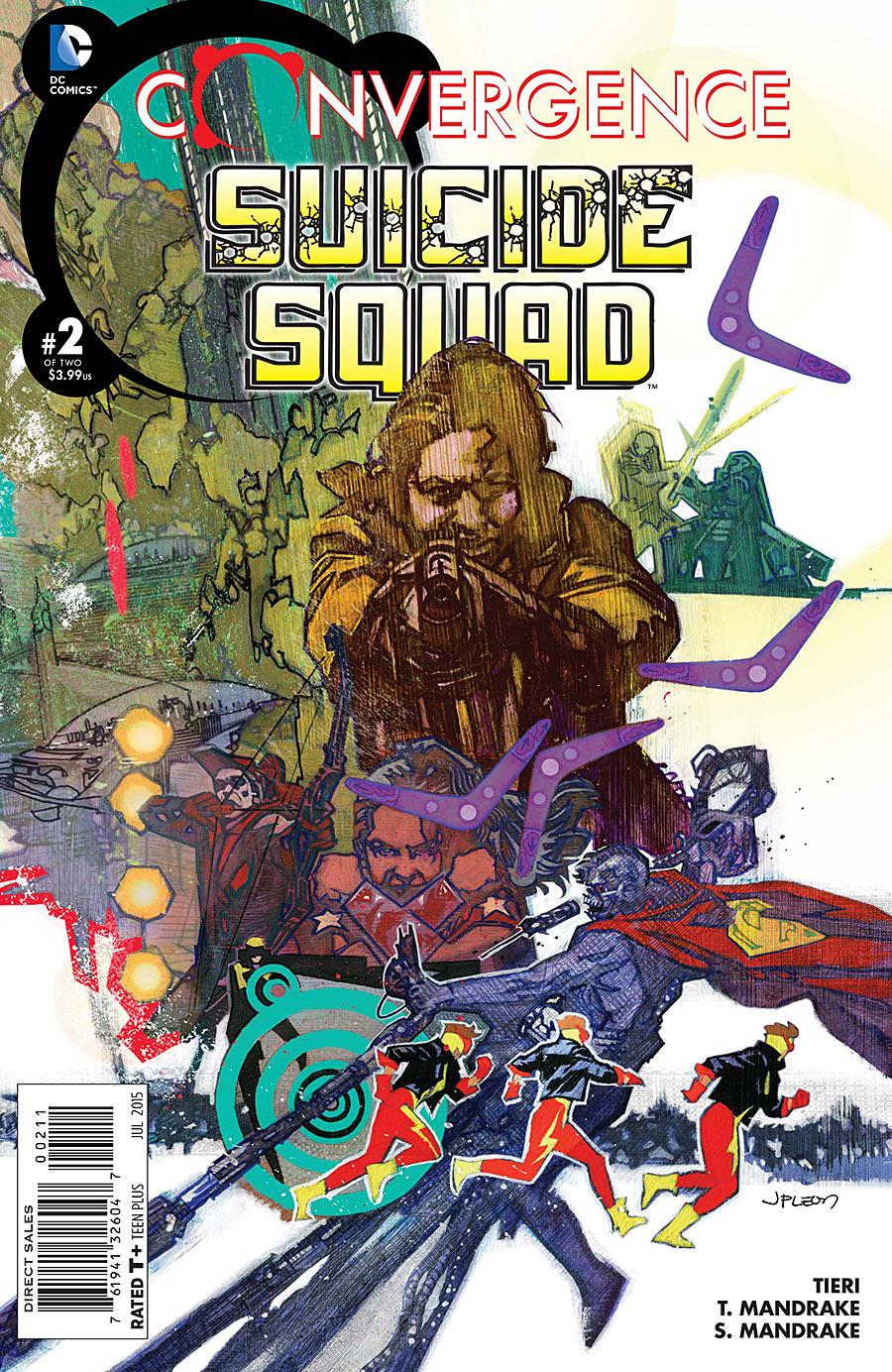 Convergence: Suicide Squad Vol 1 2