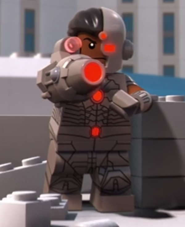 Victor Stone (Lego DC Heroes)