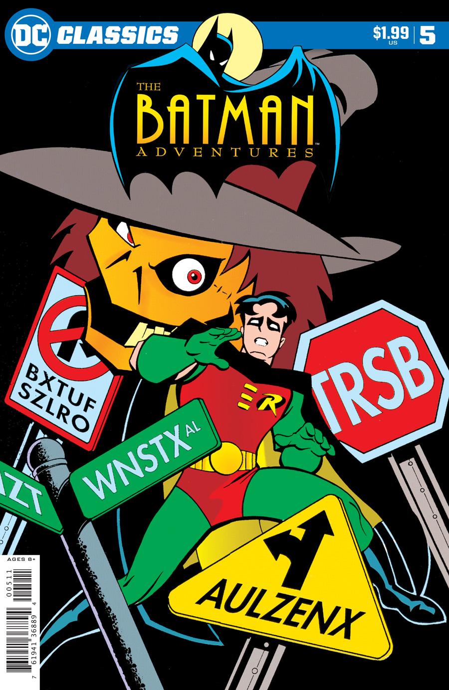 DC Classics: The Batman Adventures Vol 1 5