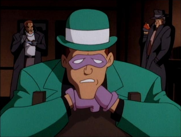 Batman (1992 TV Series) Episode: Riddler's Reform