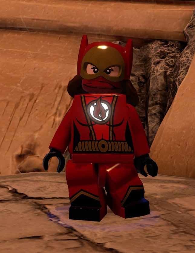 Fierce Flame (Lego Batman)