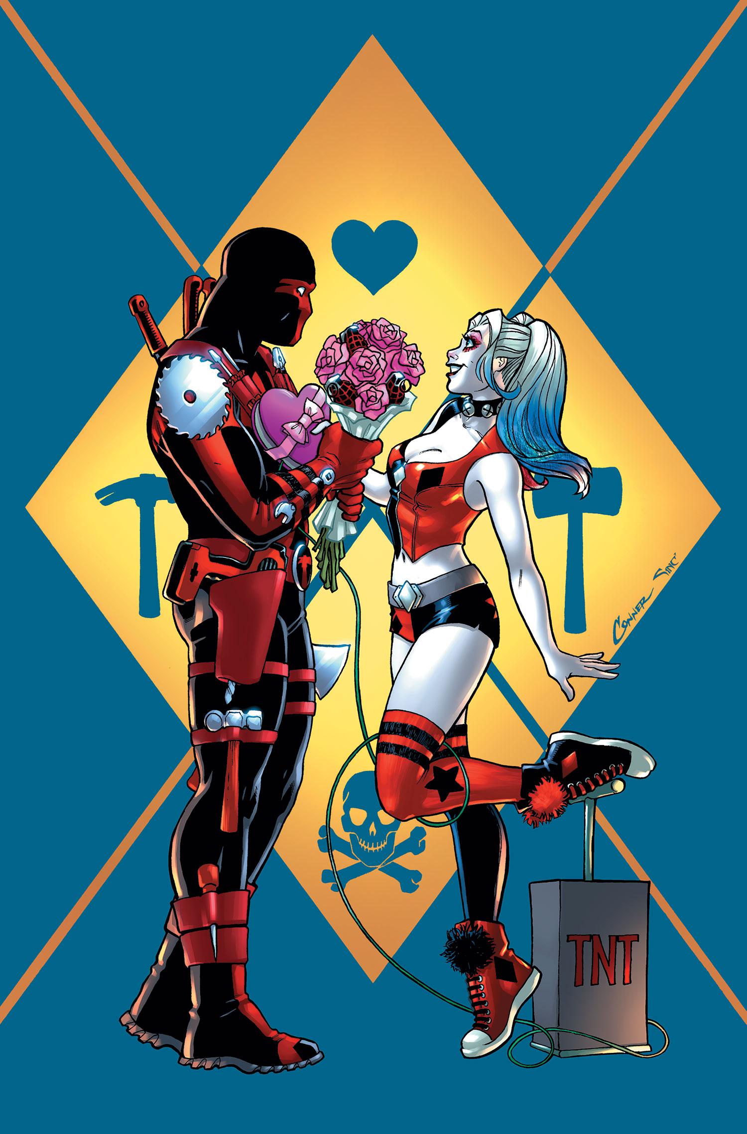 Harley Quinn Vol 2 28 Textless.jpg