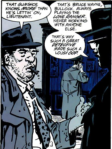 Harvey Bullock (Curse of the Cat-Woman)