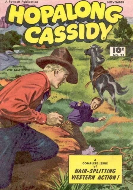 Hopalong Cassidy Vol 1 25