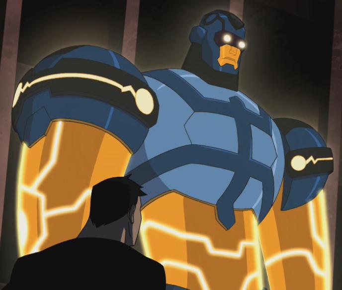 Infinity-Man (Earth-16)