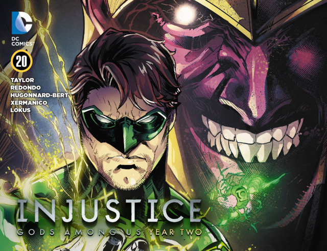 Injustice: Gods Among Us: Year Two Vol 1 20 (Digital)