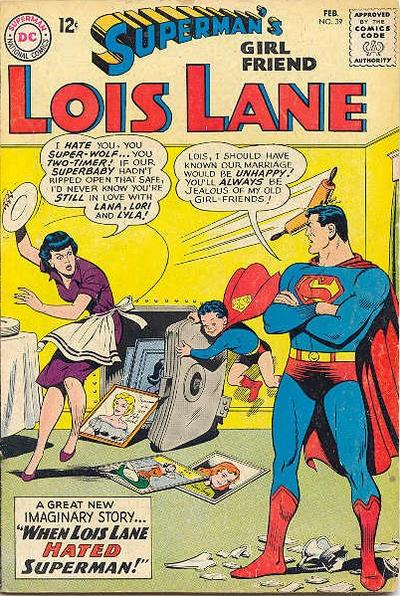 Superman's Girl Friend, Lois Lane Vol 1 39