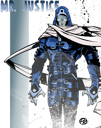 Mister Justice (New Earth)