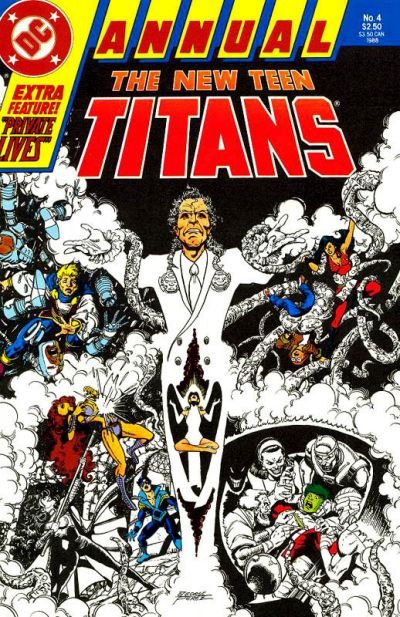 New Teen Titans Annual Vol 2 4