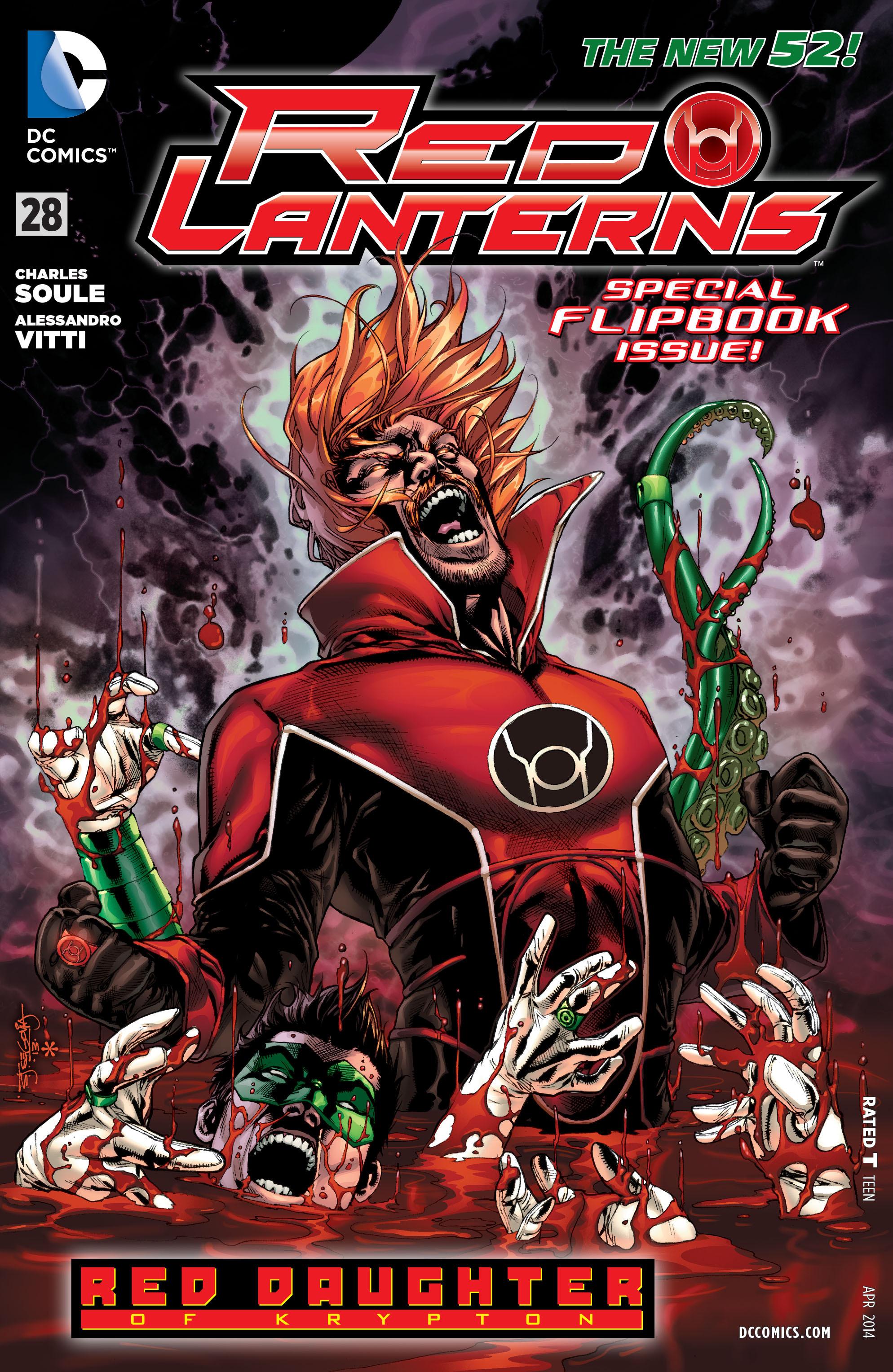 Red Lanterns Vol 1 28