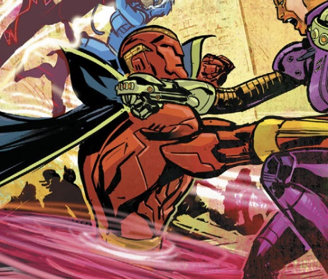 Red Tornado (The New Order)