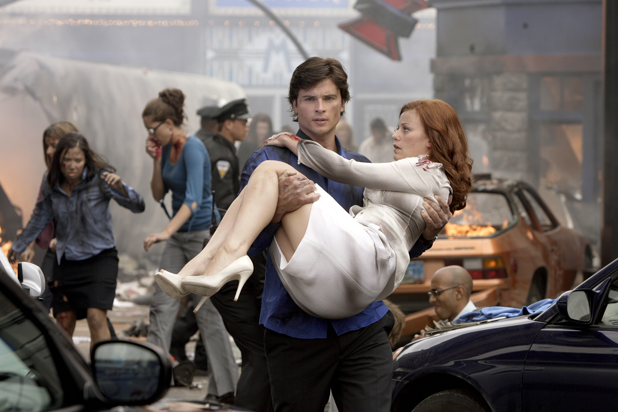 Smallville (TV Series) Episode: Plastique