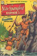 Star-Spangled Comics 112
