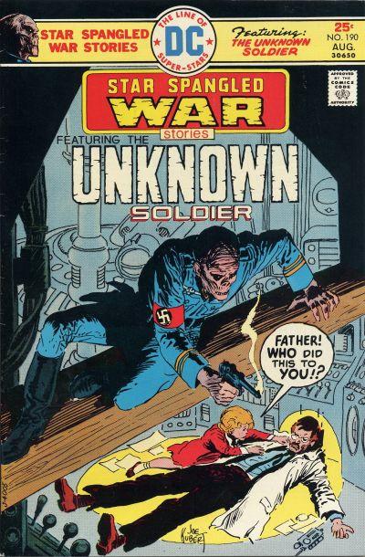 Star-Spangled War Stories Vol 1 190