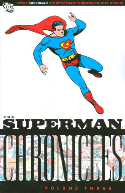 Superman Chronicles Vol. 3 (Collected)