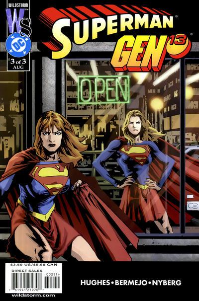 Superman/Gen 13 Vol 1 3