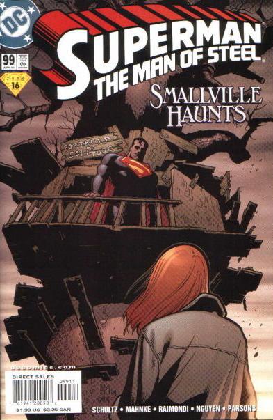 Superman: The Man of Steel Vol 1 99