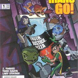 Teen Titans Go! Vol 1