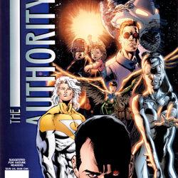 The Authority Vol 2