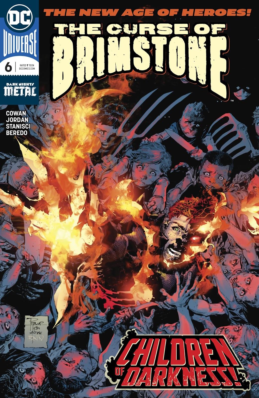 The Curse of Brimstone Vol 1 6