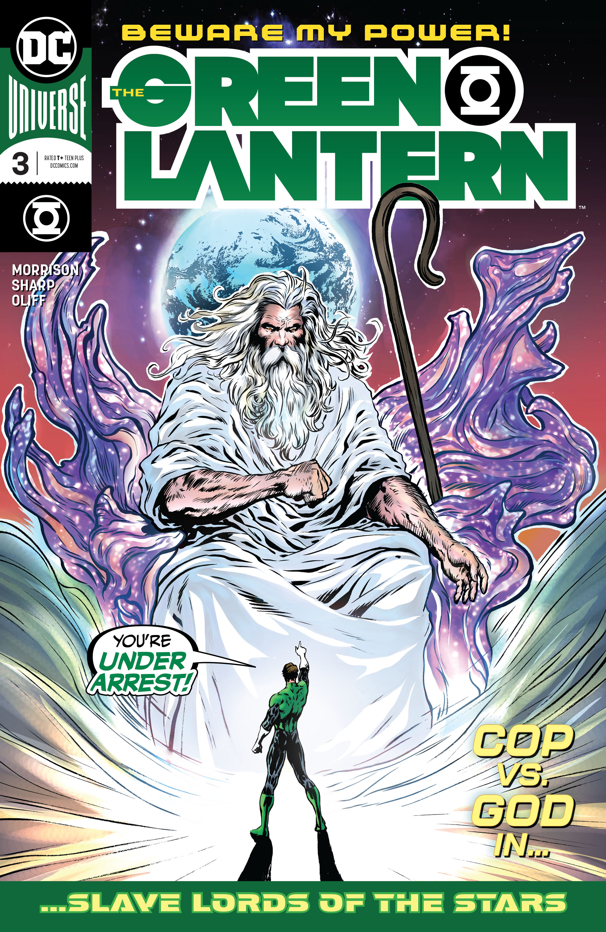 The Green Lantern Vol 1 3