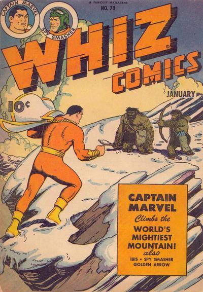 Whiz Comics Vol 1 70