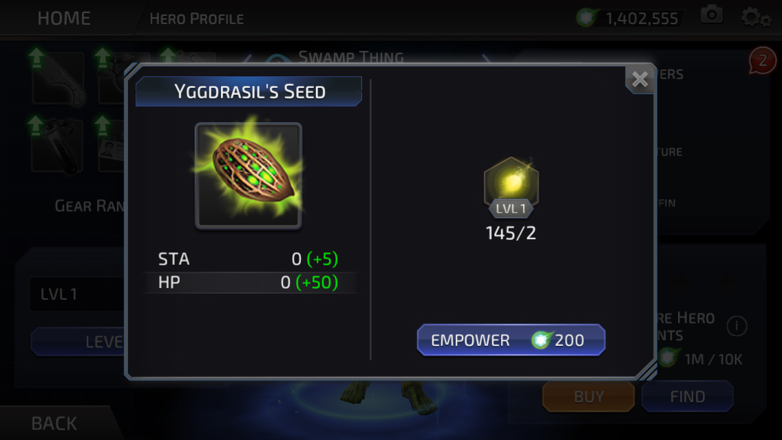 Yggdrasil (DC Legends)