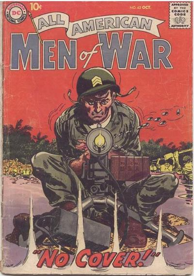 All-American Men of War Vol 1 62