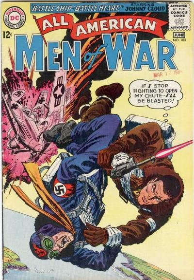 All-American Men of War Vol 1 103