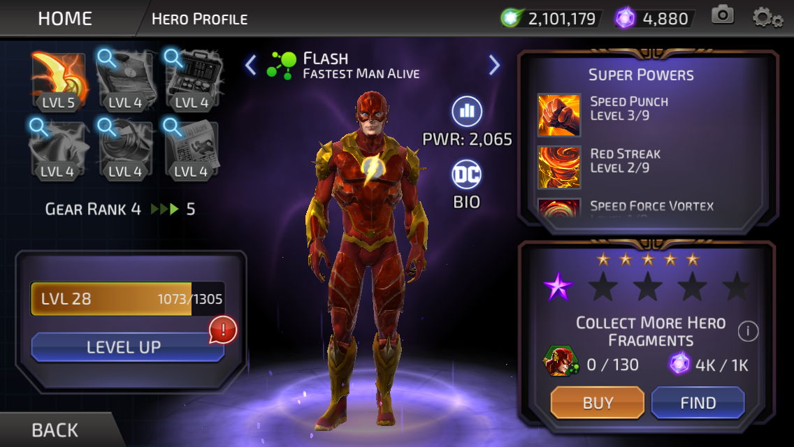 Barry Allen (DC Legends)