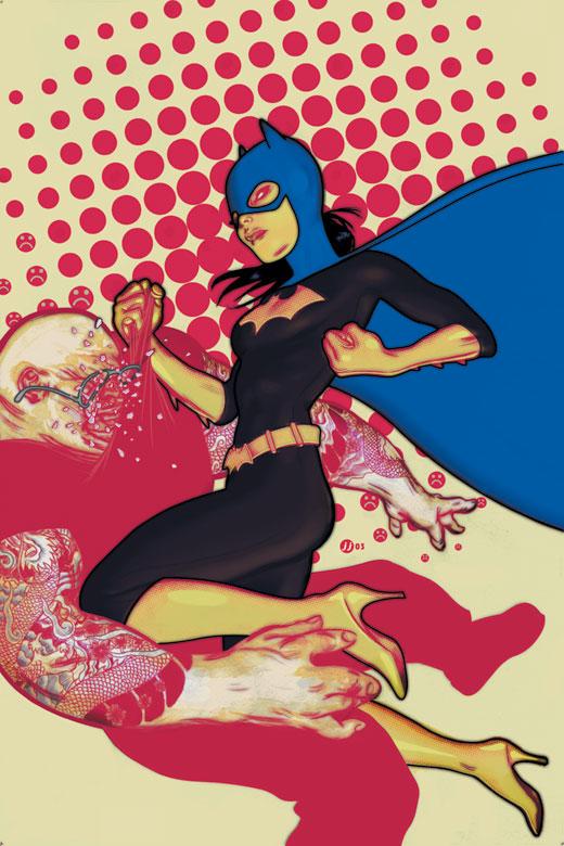 Batgirl Vol 1 45