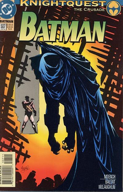 Batman Vol 1 507