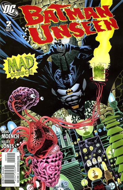 Batman: Unseen Vol 1 2