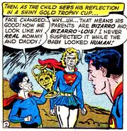 Bizarro Supergirl 01