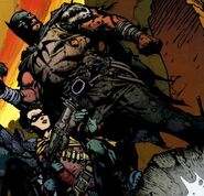 Brane and Son Batman 700