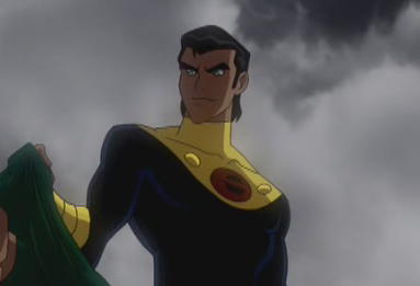 Captain Super, Jr. (Crisis on Two Earths: Crime Syndicate Earth)