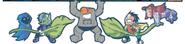 Cinderblock Tween Titans 001