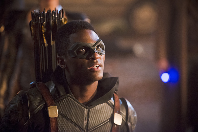 John Diggle, Jr. (Arrowverse: Earth-16)