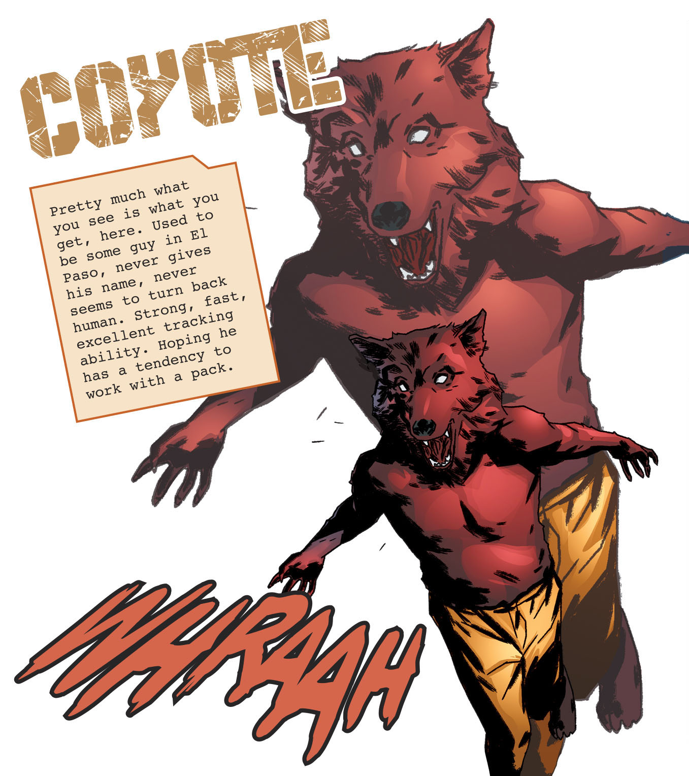 Coyote (DC Animated Movie Universe)