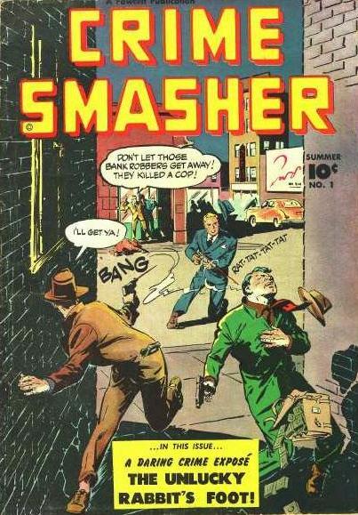 Crime Smasher Vol 1 1