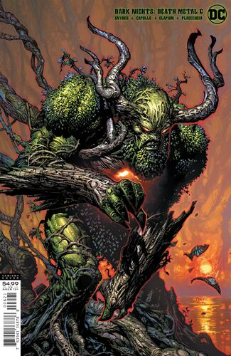 Swamp Thing Variant