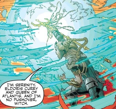 Eldoris Curry (Justice League: Legacy)