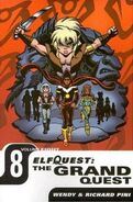 ElfQuest The Grand Quest Vol 8 TP