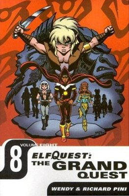 ElfQuest: The Grand Quest Vol. 8 (Collected)