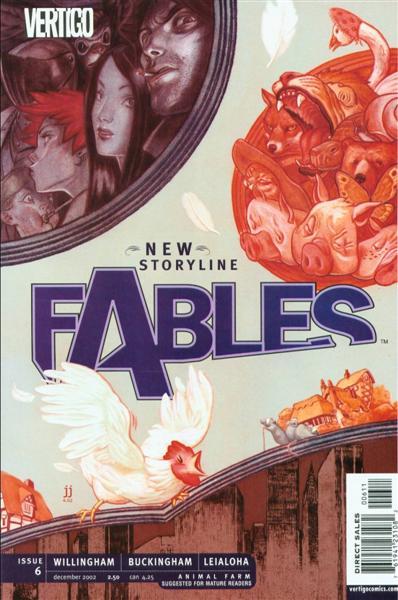 Fables Vol 1 6