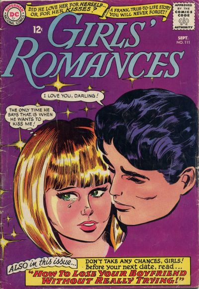 Girls' Romances Vol 1 111