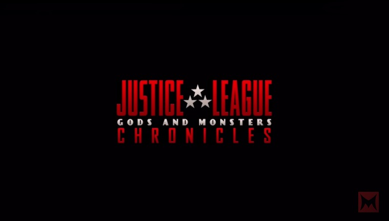 Justice League: Gods and Monsters Chronicles (Shorts) Episode: Big