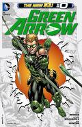 Green Arrow Vol 5 0